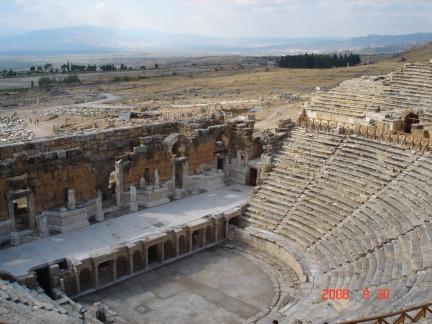 Graikų amfiteatras