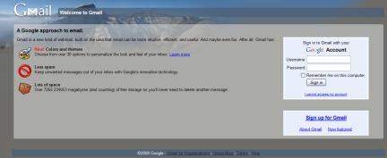 Naujas Gmail dizainas